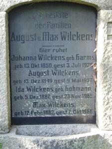 Familiengrab in Bad Bramstedt