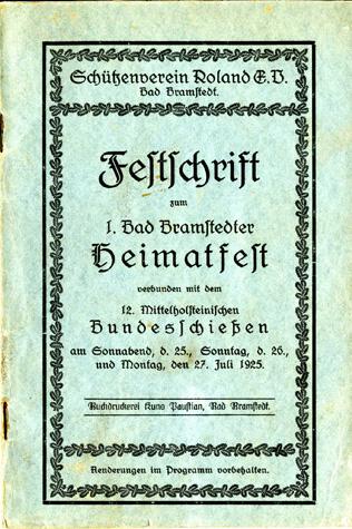 Heimatfest_1925_Programmheft_01_titel
