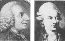 Georg Christian Johann Friedrich Maternus de Graf Struensee als Cilano. Minister.