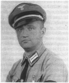 Propst Ernst Szymanowski alias Biberstein