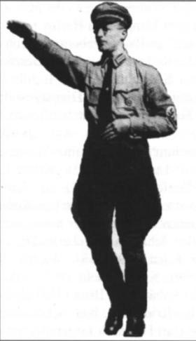 Kreisleiter Werner Stiehr