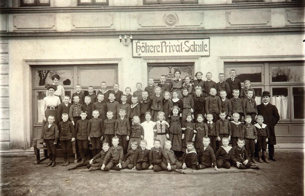 Schuleräume im Landweg 32