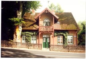 Das Hesebecksche Haus am Schäferberg