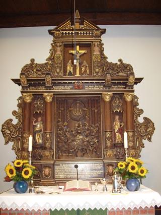 Schenefeld Altar