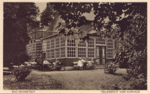 Solbad Bramstedt mit großer Veranda