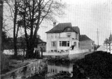 6. Die uralte Furt neben der Beekerbrücke.