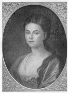 (Henriette) Katharina Gräfin zu Stolberg Stolberg