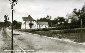 Unter der Lieth um 1930