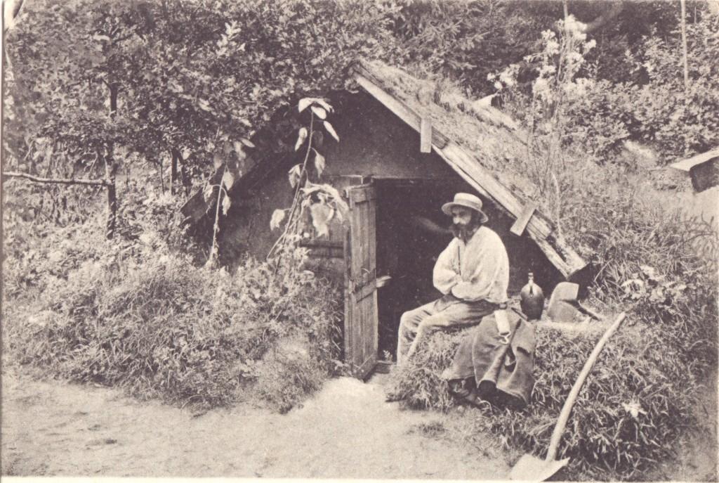 Erdhöhlenbewohner bei Lentföhrden